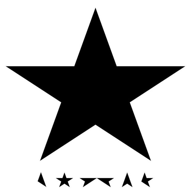 Image result for david bowie blackstar album
